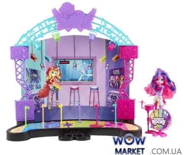 Май Литл Пони. Девочки Эквестери. Игровой набор Рок-концерт Hasbro (Хасбро)