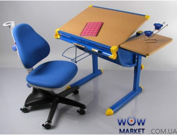 Детский стол BD-1122 beech Mealux (Меалюкс)