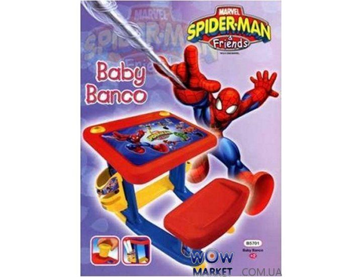 Детский столик Spiderman Grand Soleil