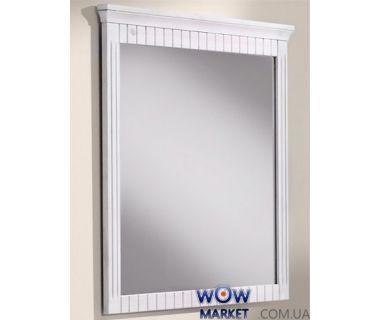 Зеркало Неаполь (белый воск) Д7111-07 Domini (Домини)