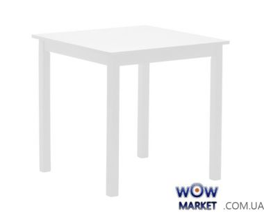 Стол Колтон 750*750*750 (белый) Domini (Домини)
