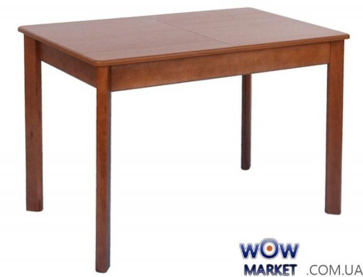 Стол раскладной Даллас 1100(+400)*700*750 (орех) Domini (Домини)