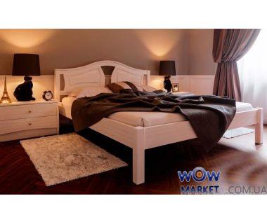 Кровать полуторная Италия 140х200 (190) см ДревКомбинат