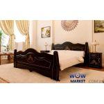 Кровать односпальная Мальва 90х200 (190) см ДревКомбинат