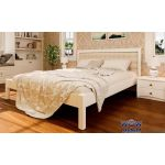 Кровать двуспальная Модерн М с мягким изголовьем 160х200см ДревКомбинат