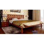 Кровать полуторная Модерн 140х200 (190) см ДревКомбинат