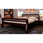 Кровать полуторная Ретро К с ковкой 140х200 (190) см ДревКомбинат