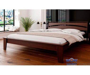 Кровать полуторная Венеция 140х200 (190) см ДревКомбинат