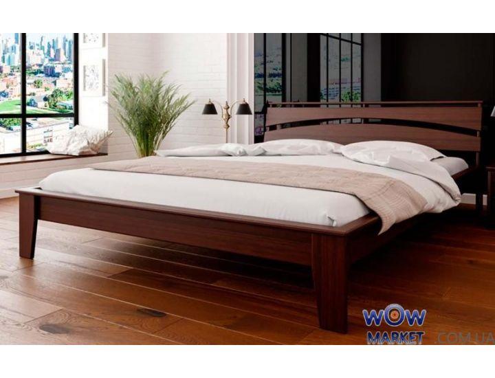 Кровать деревянная двуспальная Венеция 180х200см ДревКомбинат