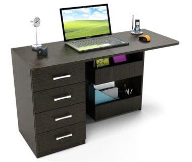 Компьютерный стол-трансформер для ноутбука Zeus Caliban (Зевс) Escado (Эскадо)