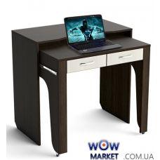 Компьютерный стол ZEUS (Зевс) Nibiru (венге) Escado (Эскадо)