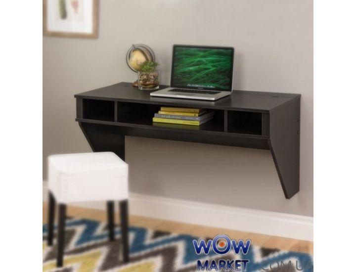 Навесной компьютерный стол ZEUS AirTable-II Mini (венге)
