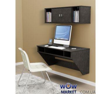 Навесной компьютерный стол ZEUS (Зевс) AirTable-II  Kit (венге)