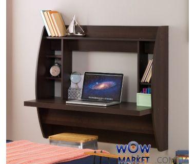 Навесной компьютерный стол ZEUS (Зевс) AirTable-I DB (венге)