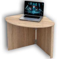 Компьютерный стол-трансформер для ноутбука угловой Zeus Skat (Зевс)
