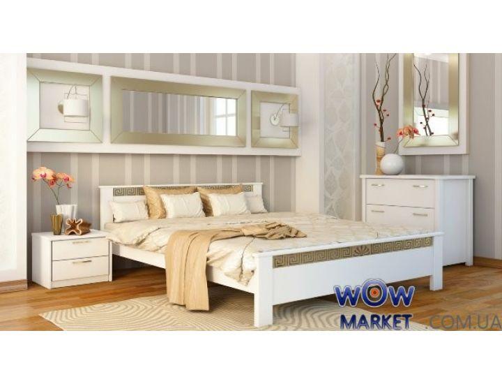 Кровать Афина 160х200см Массив Эстелла