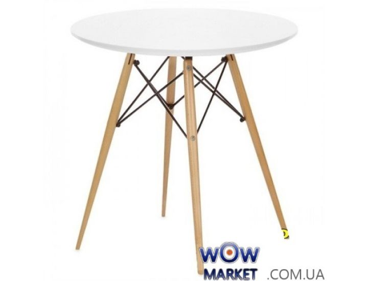 Стол обеденный круглый Тауэр Вуд SDM (Групо СДМ)