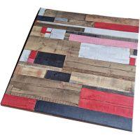 Столешница GSDM для стола WERZALIT квадратная 70*70 см, разноцветная