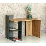 Письменный стол IDEA Evrika (Эврика) дуб античный, антрацит