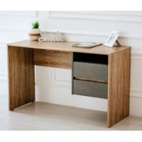 Письменный стол IDEA Mark (Марк) дуб античный, антрацит
