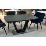 Стол раскладной Asti 2 (Асти 2) графит, керамика
