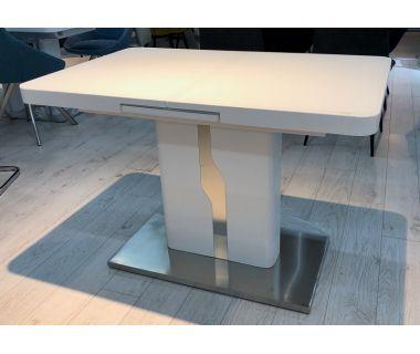 Стол раскладной Argo (Арго) белый, 110 (+35) x 70 см
