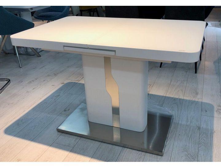 Стол Argo (Арго) белый, 140 (+40) x 80 см