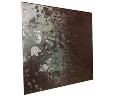 Керамический обогреватель КАМ-ИН Picasso Black черный с терморегулятором 475PT