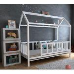 Детская кровать домик Тедди