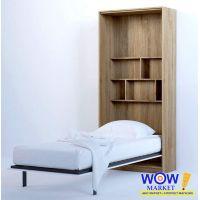 Шкаф кровать трансформер односпальная ШКВ-1