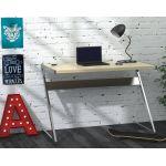 Письменный стол Loft Design Z-110, Дуб борас