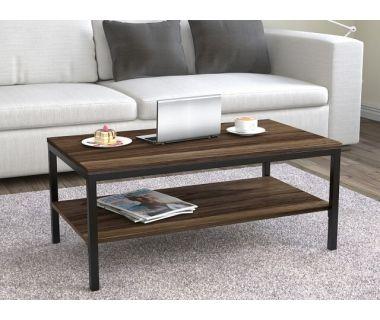 Журнальный стол Loft Design L-1, Орех модена