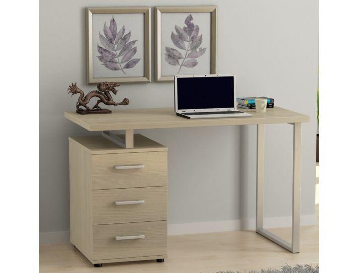 Письменный стол Loft Design L-27 дуб борас