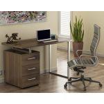 Письменный стол Loft Design L-27 орех модена