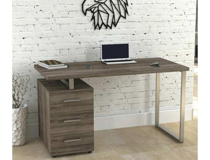 Письменный стол Loft Design L-27 Макс Дуб палена