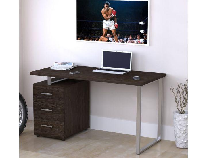 Письменный стол Loft Design L-27 Макс Венге Корсика