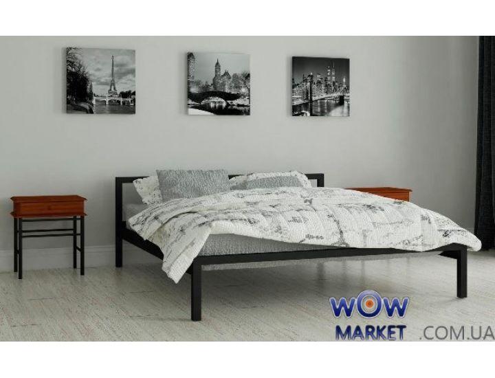 Кровать металлическая Вента 160х200см MADERA (Мадера)