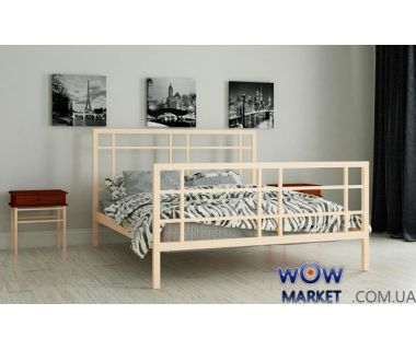 Кровать металлическая Дейзи 180х200см MADERA (Мадера)