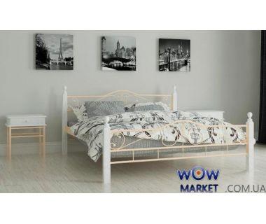 Кровать металлическая Мадера 140х200см MADERA (Мадера)