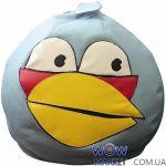 Кресло-мешок Лазурная птица Angry Birds Matroluxe (Матролюкс)