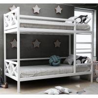 Детская двухъярусная кровать Лиана