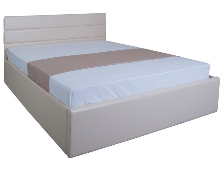 Кровать мягкая Джейн 160 (180) х (190) 200 см с подъемным механизмом Melbi (Мелби)