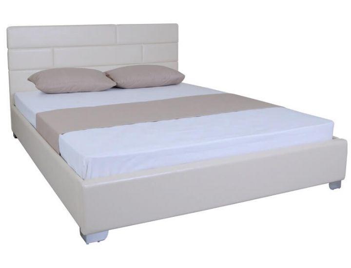 Кровать мягкая Джина двуспальная Melbi (Мелби)