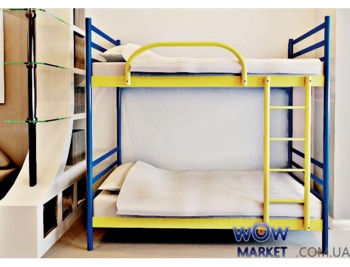 Кровать двухъярусная Fly Duo (Флай Дуо) 200 (190) x 90 см Метакам