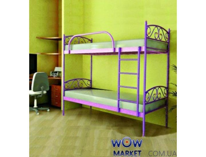 Кровать двухъярусная Verona Duo (Верона Дуо) 200(190)x80 Метакам