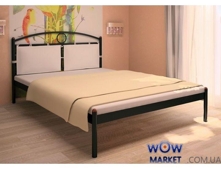 Кровать металлическая Inga (Инга) 200(190)X140(120) Метакам