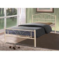 Кровать Релакс 90*200 см, бежевый Микс Мебель Iron Line