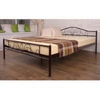 Кровать Релакс 160*200 см, черный Микс Мебель Iron Line