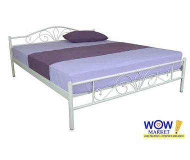 Кровать Релакс 160*200 см, бежевый Микс Мебель Iron Line