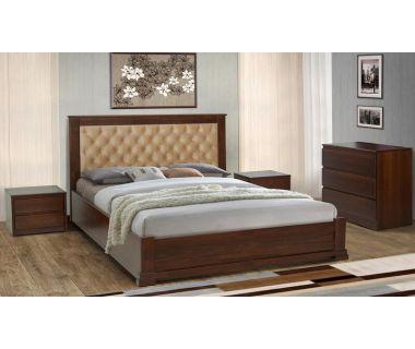 Кровать Аризона с подъемным механизмом Кантри Микс Мебель